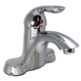 "Phoenix Single Lever Bathroom Faucet 4"" Chrome"