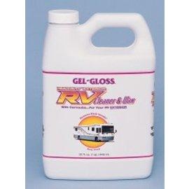 Gel-Gloss Gel Gloss RV Cleaner & Wax