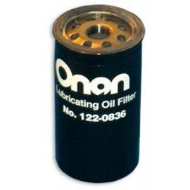 Onan Oil Filter for Advantage, Platinum and Gold Onan Generatprs