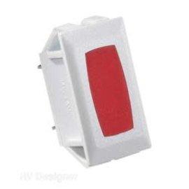 RV Designer Power Indicator w/Red Light