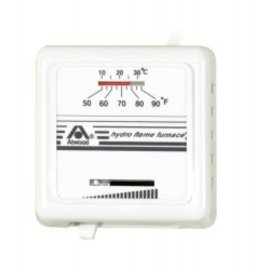 Atwood Thermostat Atwod White