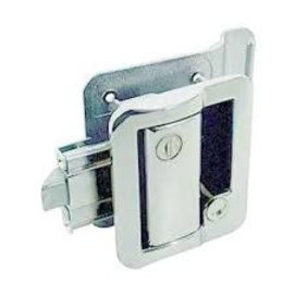 Fastec Fastec Chrome Entrance Lock