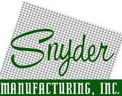 Snyder Mfg