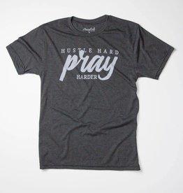 Hustle Hard Pray Harder T-Shirt