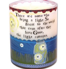 There are Some Who Bring a Light So Great - Candle