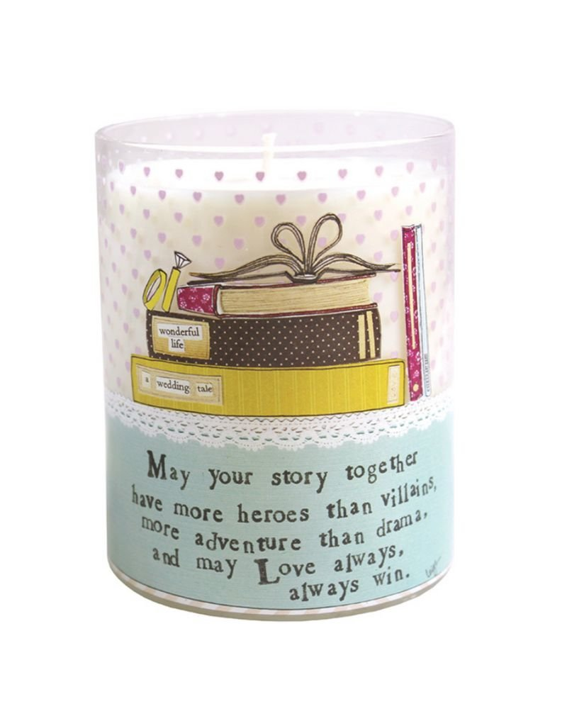 Candle - Filled, Your Story