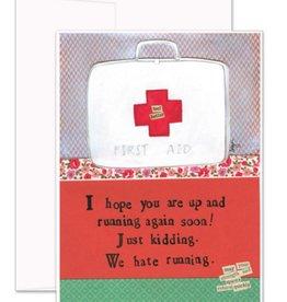 Card - Hate Running