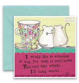 Card - Hug You