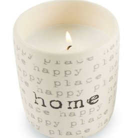 Home Ceramic Lavender Scent Candle