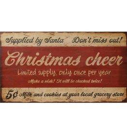 Christmas Cheer Sign