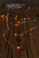 Amber LED Twinkle Lights