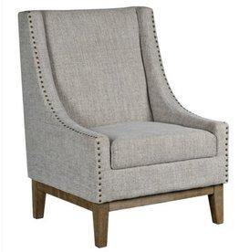 Nail Head Side Chair