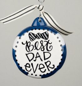 Best Dad Ever Ornament