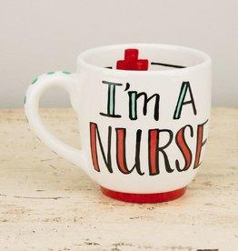 I'm a Nurse Jumbo Mug