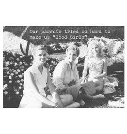 """Our Parents Tried So Hard"" Trash Talk Card"