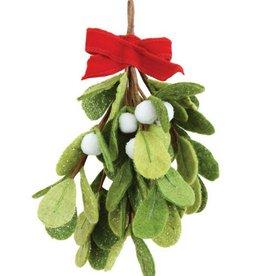 Felt Mistletoe Bunch
