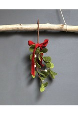 Felt Mistletoe Pick