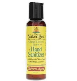 Naked Bee Hand Sanitizer - Asst Sizes