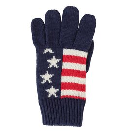 Old Glory Knit Gloves