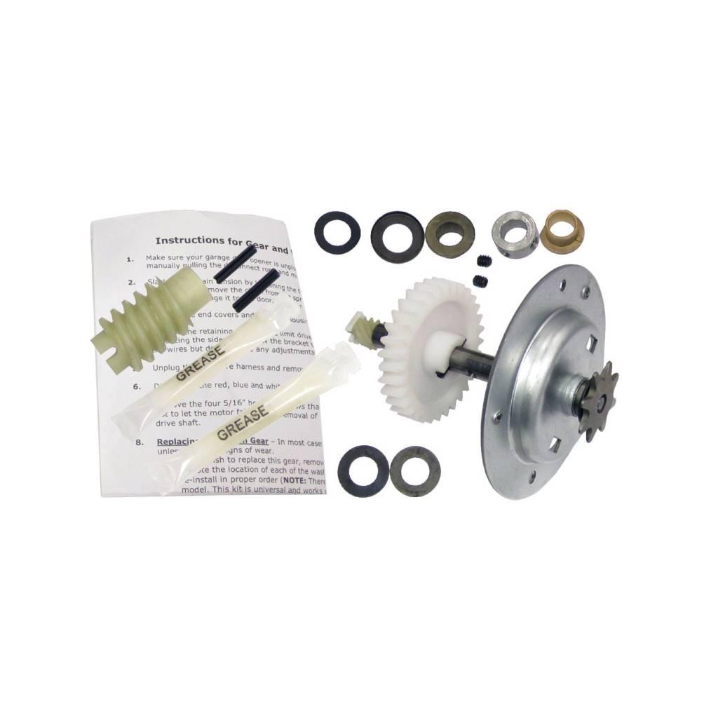 Gear And Sprocket Replacement Kit Liftmaster Alpha Garage Doors
