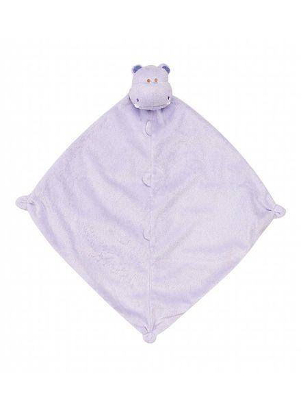 Angel Dear Purple Hippo Lovie