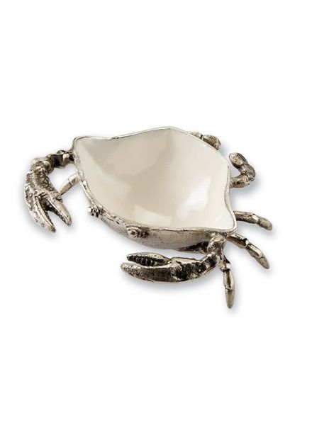 Mudpie Metal Crab Dip Cup