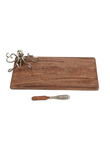 Mudpie Octopus Serving Board Set