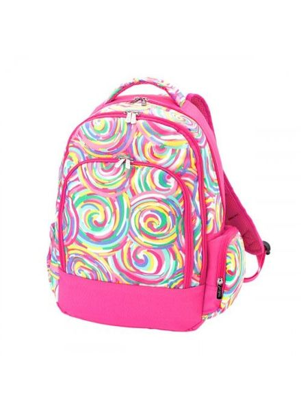 Wholesale Boutique Summer Sorbet Backpack