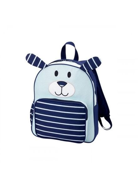 Wholesale Boutique Navy Puppy Preschool Backpack