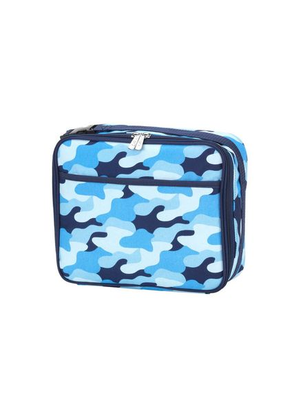 Wholesale Boutique Cool Camo Lunch Box