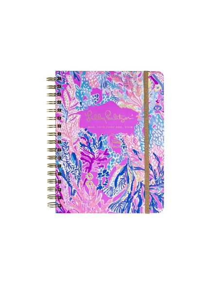 Lilly Pulitzer Aquadesiac Large Agenda