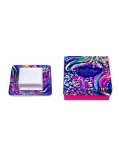 Lilly Pulitzer Beach Loot Soap Tray Set