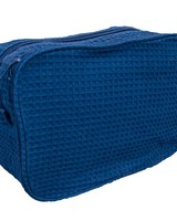 Terry Town Waffle Weave Cosmetic Case