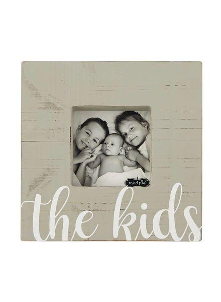 Mudpie The Kids Block Frame