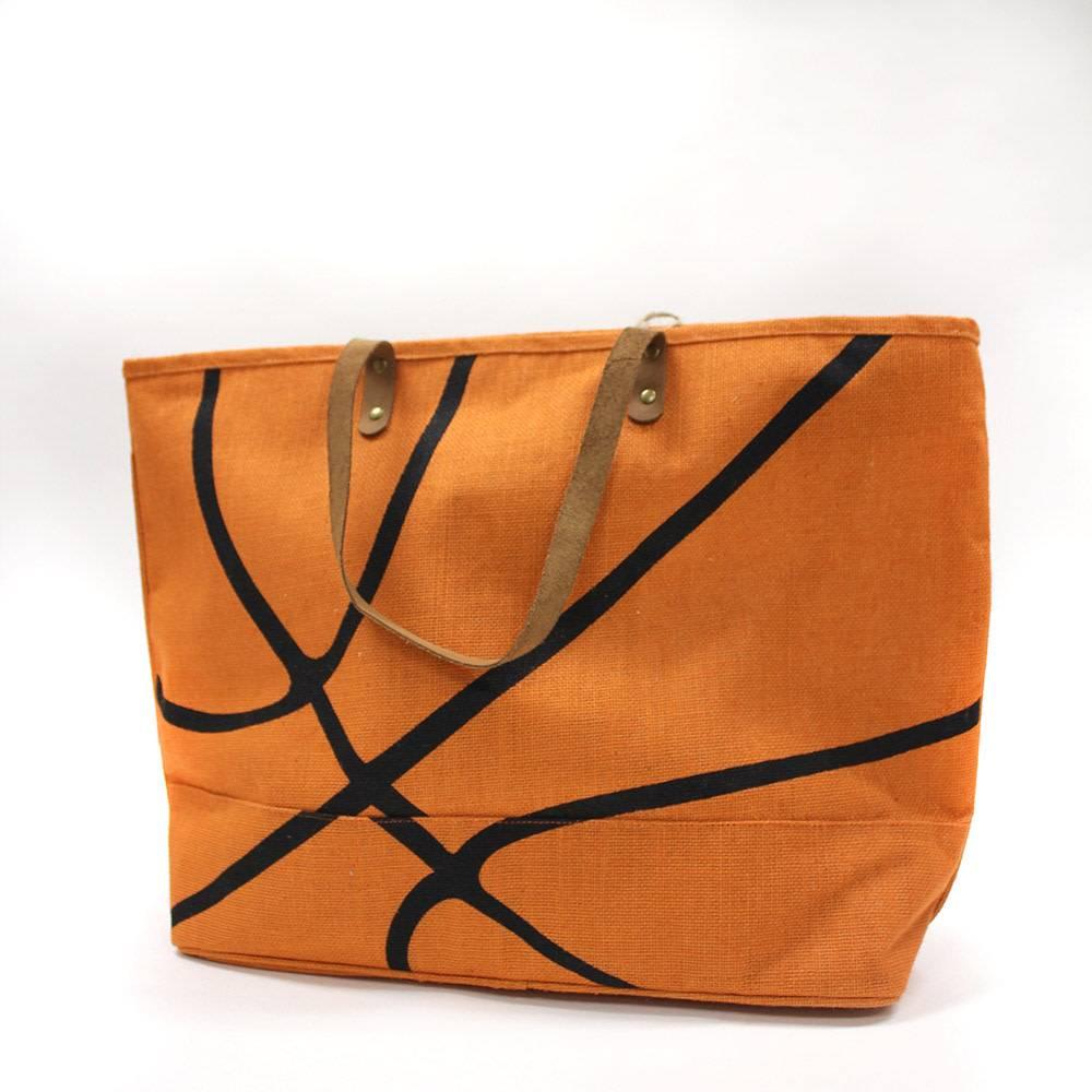 Royal Standard Basketball Tote Bag