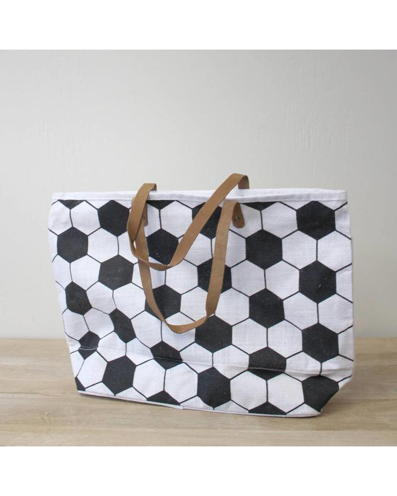 royal standard tote bag soccer initial styles jupiter