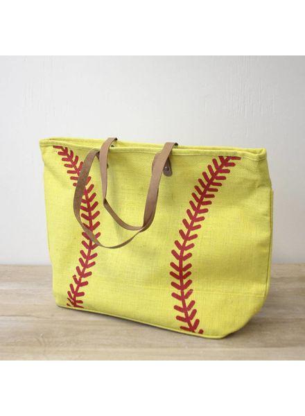 ROYAL STANDARD Softball Tote Bag
