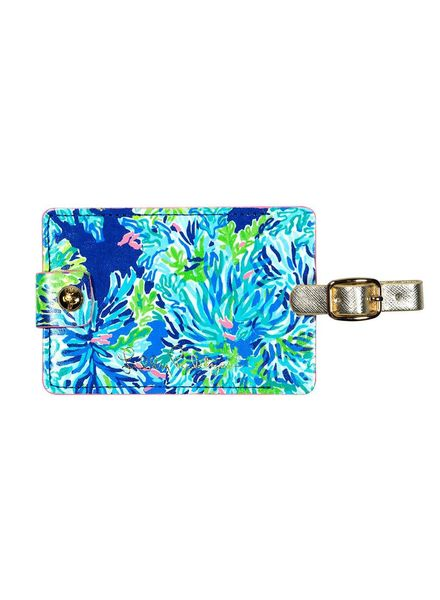 Lilly Pulitzer Wade & Sea Luggage Tag
