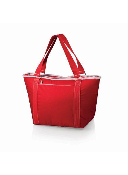 Red Topanga  Cooler Tote