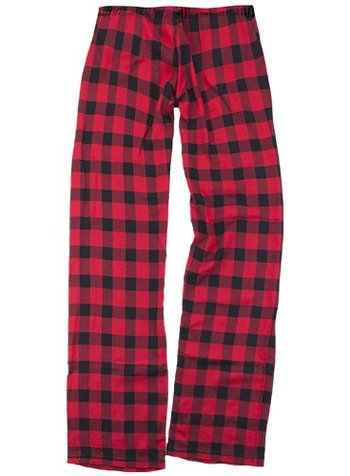 Boxercraft Adult Buffalo Plaid Pant