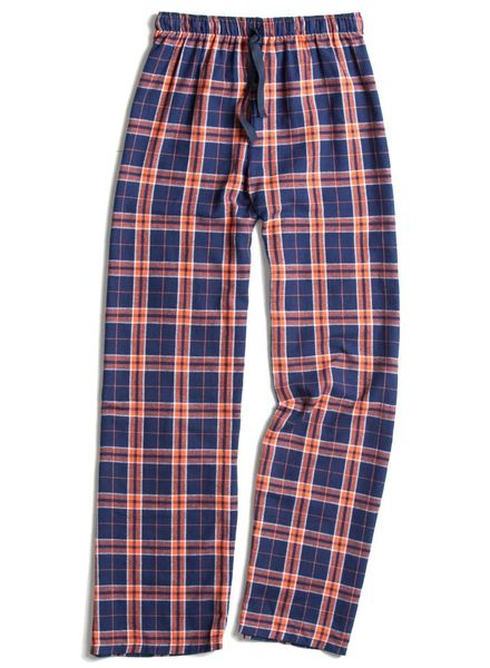 Boxercraft Orange & Blue Pajama Pant