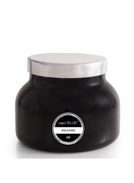 Capri Blue Volcano Black Signature Jar