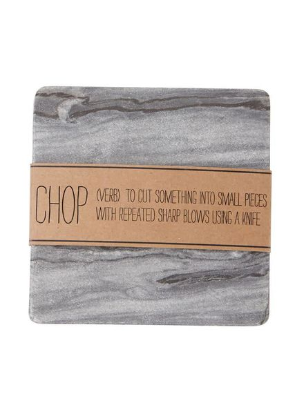 Mudpie Chop Mini Marble Board