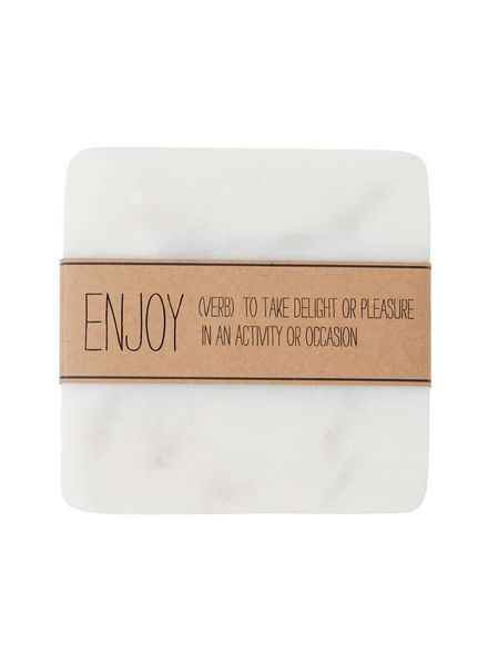 Mudpie Enjoy Mini Marble Board