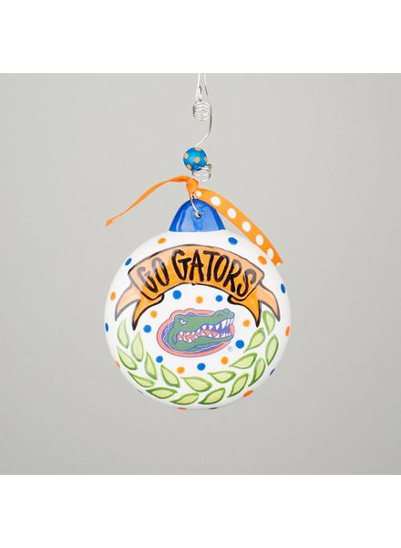 Glory Haus Go Gators UF Ornament