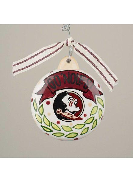 Glory Haus Go Noles FSU Ornament