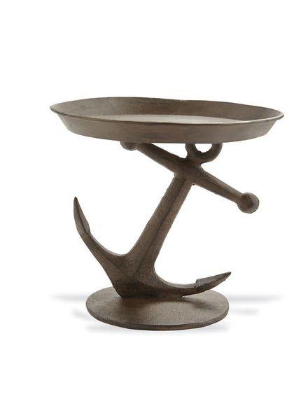 Mudpie Cast Iron Anchor Pedestal