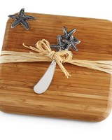 Mudpie Starfish Cutting Board Set