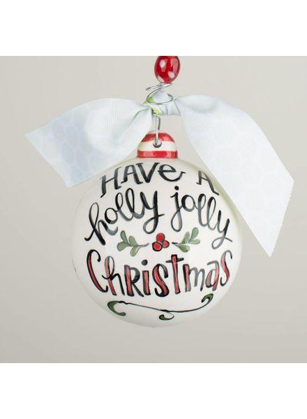 Glory Haus Holly Jolly Ornament