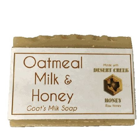Soap - Oatmeal Milk and Honey